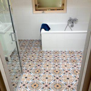 3 badkamer a - ingang