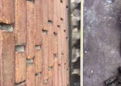 renovatie schoorstenen, lood en voegen